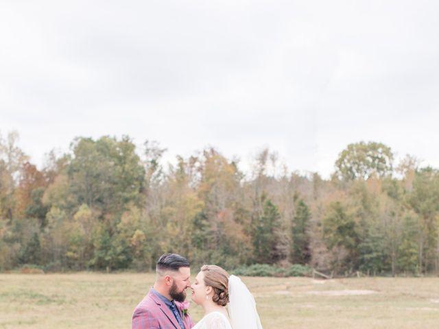 Harrison and Bre's Wedding in Bear Creek, North Carolina 107