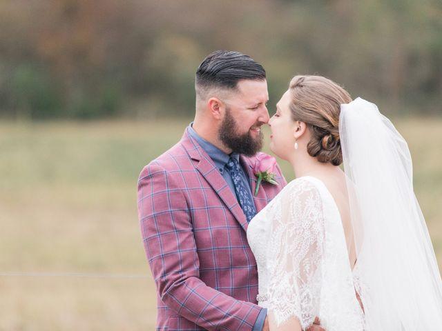 Harrison and Bre's Wedding in Bear Creek, North Carolina 108