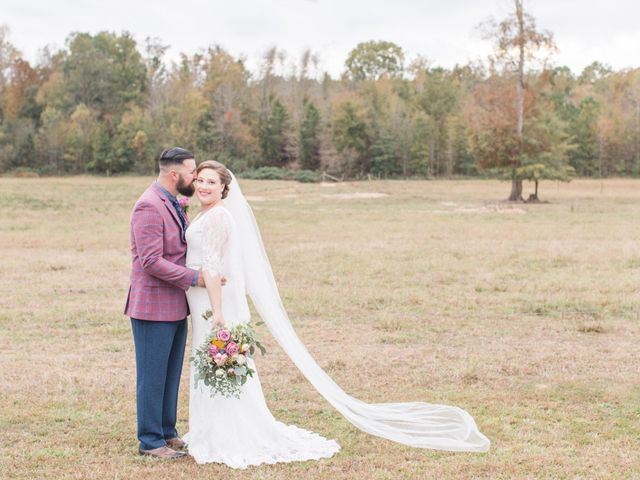 Harrison and Bre's Wedding in Bear Creek, North Carolina 109