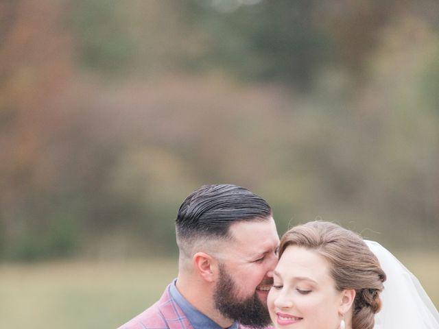 Harrison and Bre's Wedding in Bear Creek, North Carolina 110