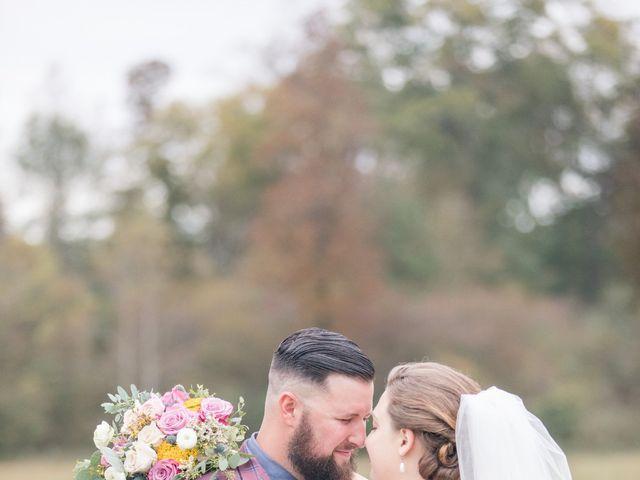 Harrison and Bre's Wedding in Bear Creek, North Carolina 111