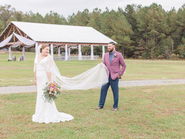 Harrison and Bre's Wedding in Bear Creek, North Carolina 113