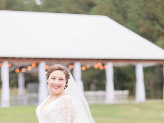Harrison and Bre's Wedding in Bear Creek, North Carolina 114