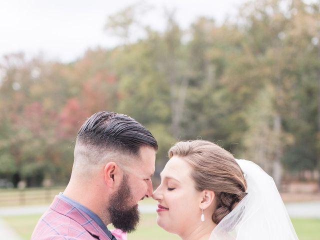 Harrison and Bre's Wedding in Bear Creek, North Carolina 116