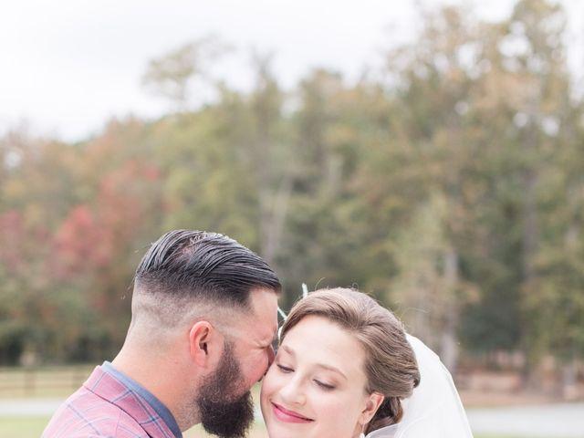 Harrison and Bre's Wedding in Bear Creek, North Carolina 117