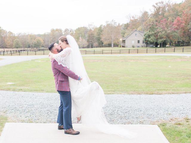 Harrison and Bre's Wedding in Bear Creek, North Carolina 119