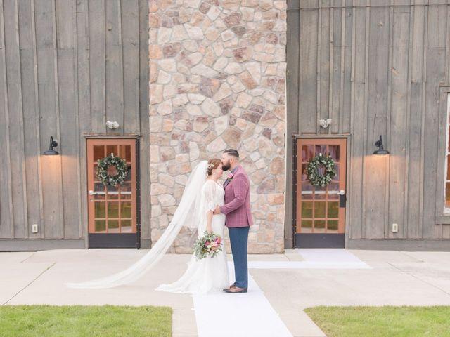 Harrison and Bre's Wedding in Bear Creek, North Carolina 121