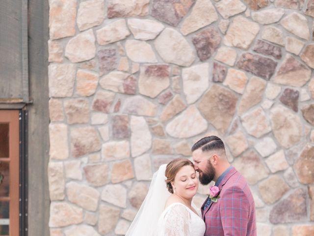 Harrison and Bre's Wedding in Bear Creek, North Carolina 122