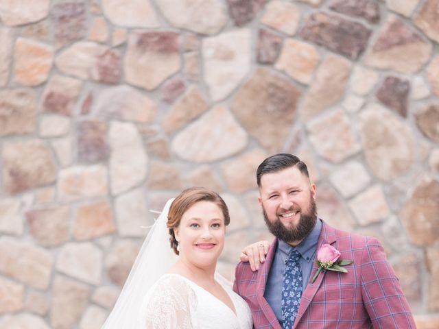 Harrison and Bre's Wedding in Bear Creek, North Carolina 123