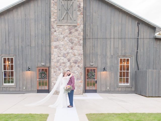 The wedding of Bre and Harrison