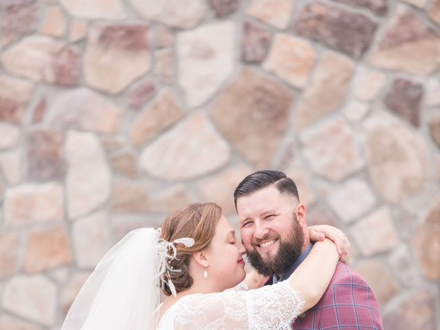 Harrison and Bre's Wedding in Bear Creek, North Carolina 124