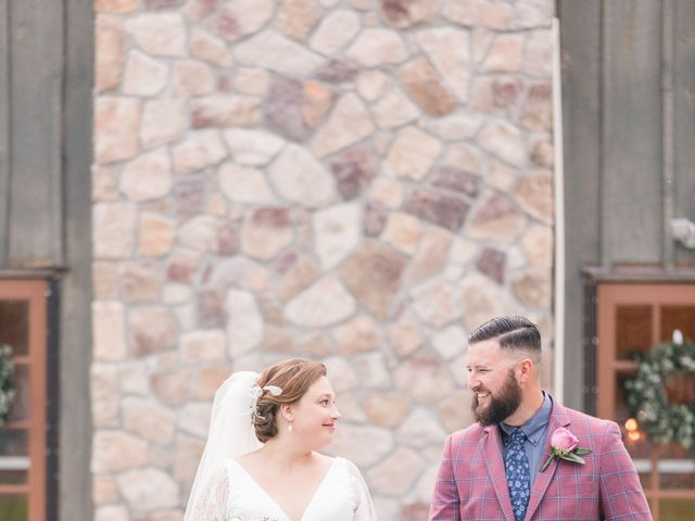 Harrison and Bre's Wedding in Bear Creek, North Carolina 125