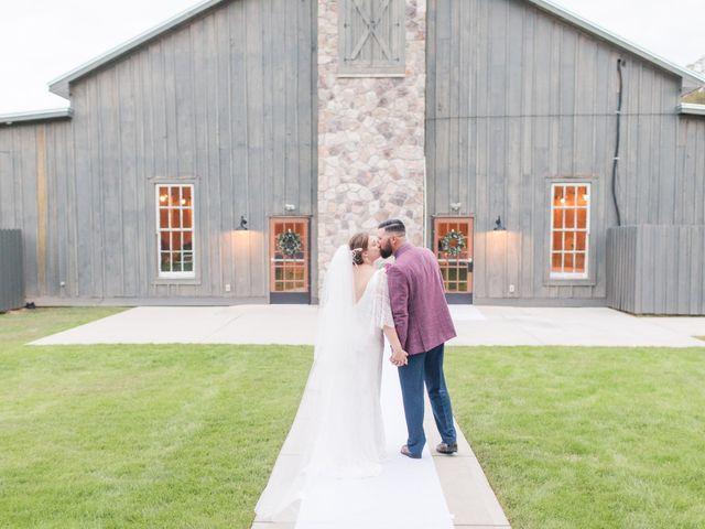 Harrison and Bre's Wedding in Bear Creek, North Carolina 128