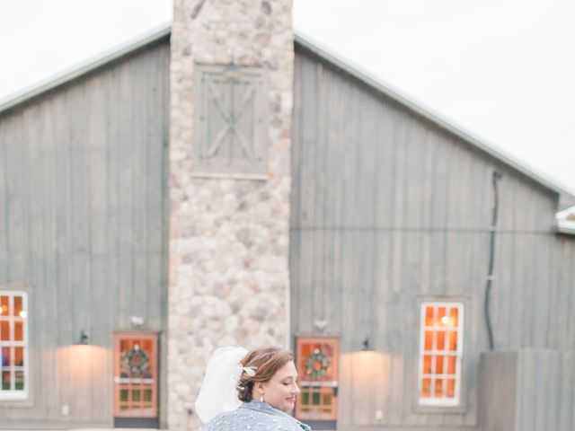 Harrison and Bre's Wedding in Bear Creek, North Carolina 130