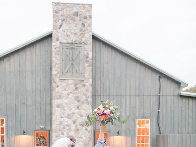 Harrison and Bre's Wedding in Bear Creek, North Carolina 131
