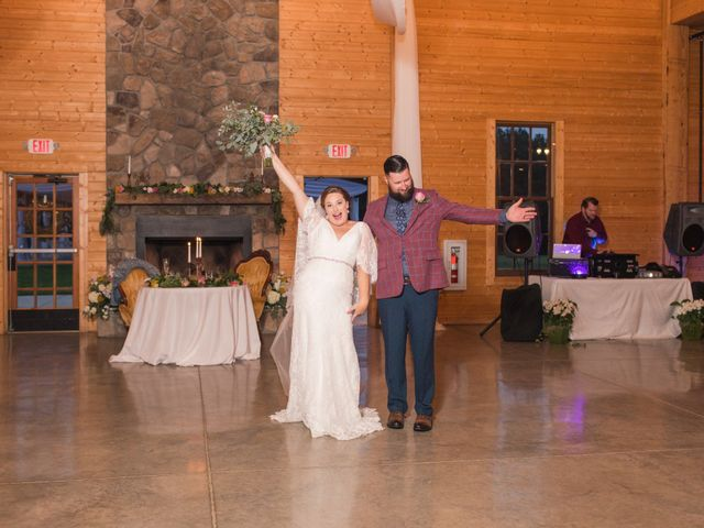 Harrison and Bre's Wedding in Bear Creek, North Carolina 132