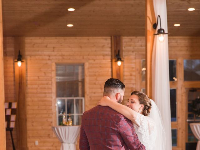 Harrison and Bre's Wedding in Bear Creek, North Carolina 133