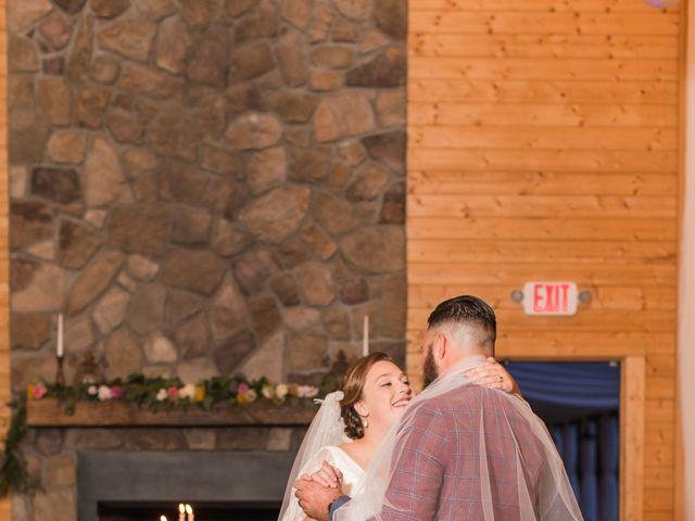 Harrison and Bre's Wedding in Bear Creek, North Carolina 134