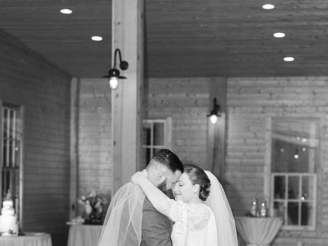 Harrison and Bre's Wedding in Bear Creek, North Carolina 135