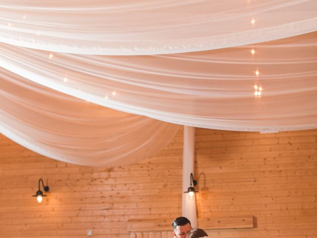 Harrison and Bre's Wedding in Bear Creek, North Carolina 136