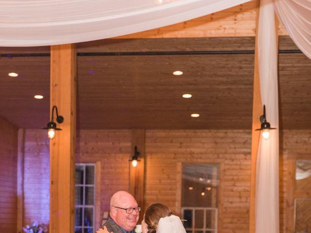 Harrison and Bre's Wedding in Bear Creek, North Carolina 137