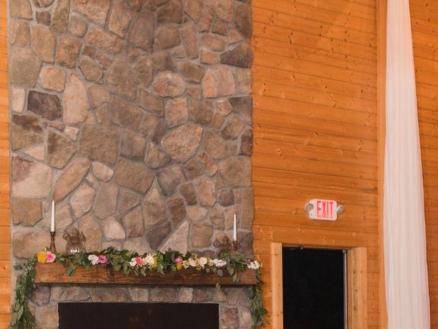 Harrison and Bre's Wedding in Bear Creek, North Carolina 139