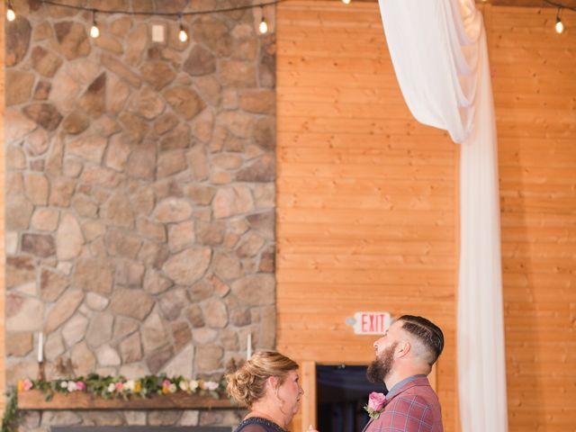 Harrison and Bre's Wedding in Bear Creek, North Carolina 141