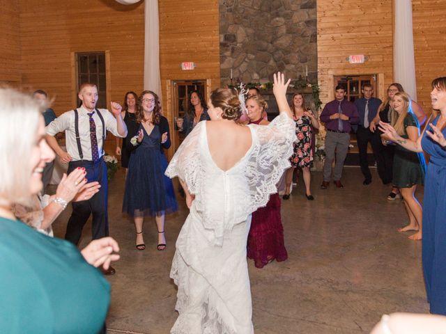 Harrison and Bre's Wedding in Bear Creek, North Carolina 144