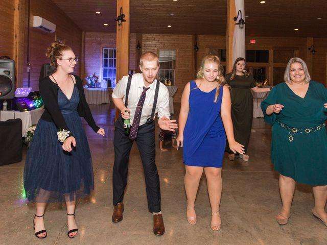 Harrison and Bre's Wedding in Bear Creek, North Carolina 145