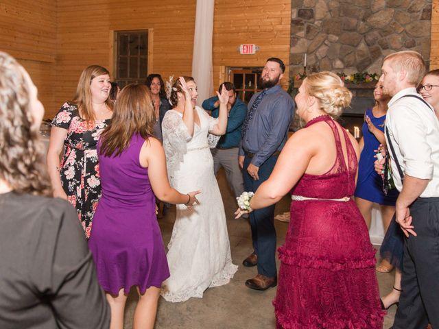 Harrison and Bre's Wedding in Bear Creek, North Carolina 146