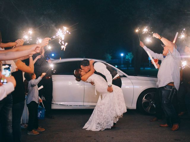 Alejandro and Crystal's Wedding in Wallisville, Texas 1