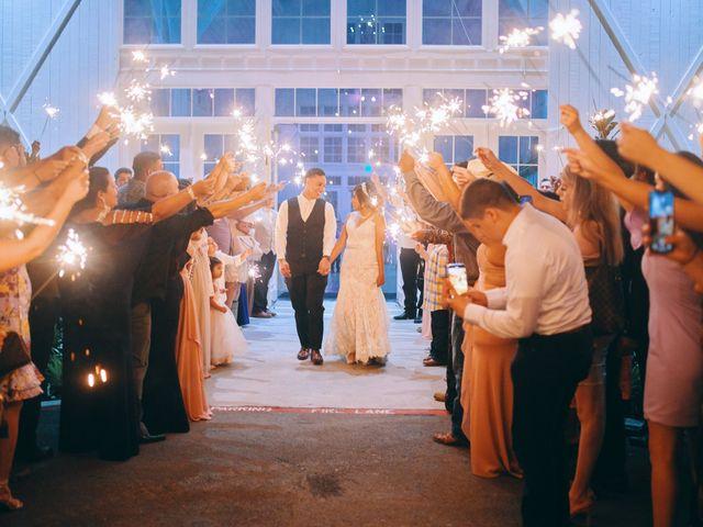 Alejandro and Crystal's Wedding in Wallisville, Texas 3