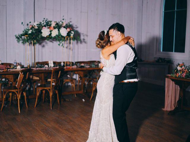 Alejandro and Crystal's Wedding in Wallisville, Texas 4