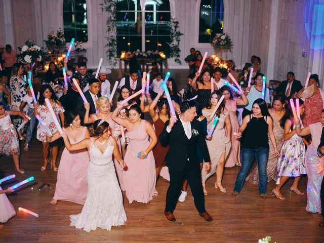 Alejandro and Crystal's Wedding in Wallisville, Texas 5