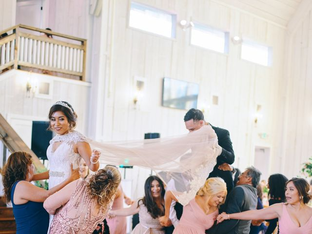 Alejandro and Crystal's Wedding in Wallisville, Texas 9