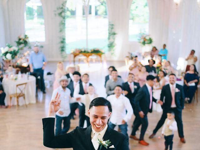 Alejandro and Crystal's Wedding in Wallisville, Texas 10