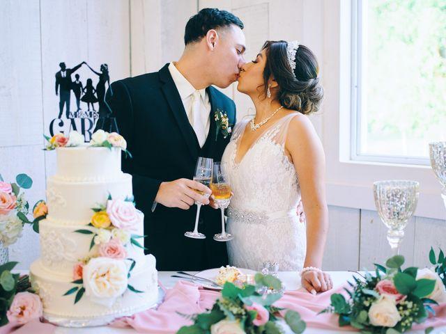 Alejandro and Crystal's Wedding in Wallisville, Texas 13