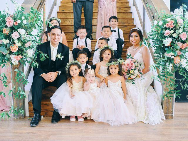 Alejandro and Crystal's Wedding in Wallisville, Texas 15