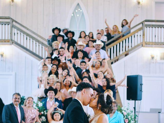 Alejandro and Crystal's Wedding in Wallisville, Texas 16