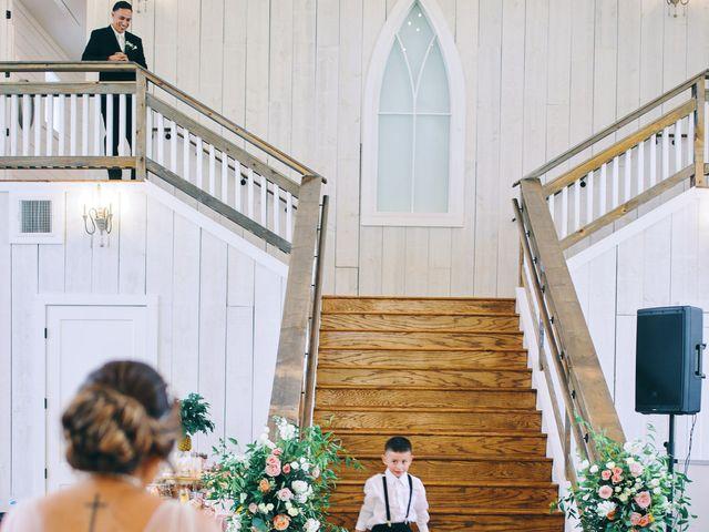 Alejandro and Crystal's Wedding in Wallisville, Texas 17