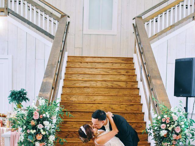 Alejandro and Crystal's Wedding in Wallisville, Texas 18