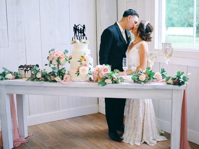Alejandro and Crystal's Wedding in Wallisville, Texas 21