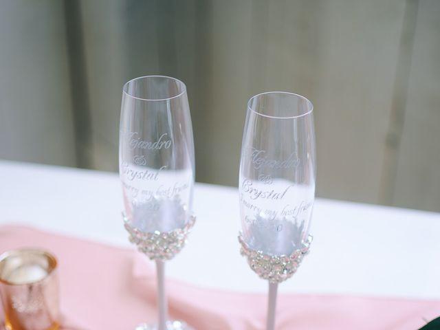 Alejandro and Crystal's Wedding in Wallisville, Texas 25