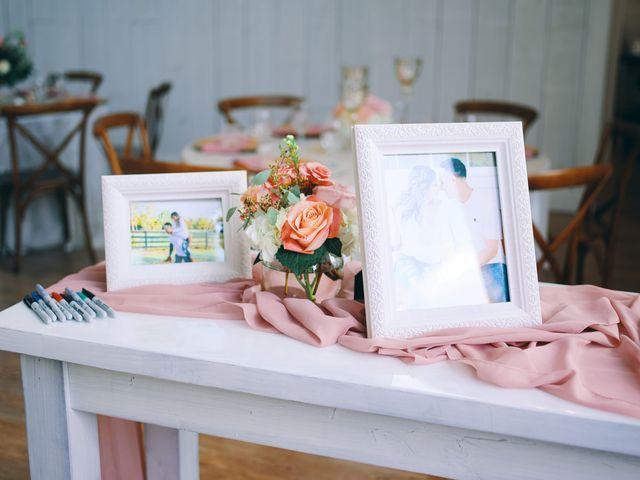 Alejandro and Crystal's Wedding in Wallisville, Texas 41