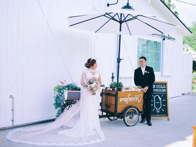 Alejandro and Crystal's Wedding in Wallisville, Texas 55