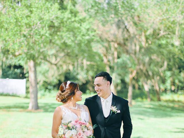 Alejandro and Crystal's Wedding in Wallisville, Texas 58