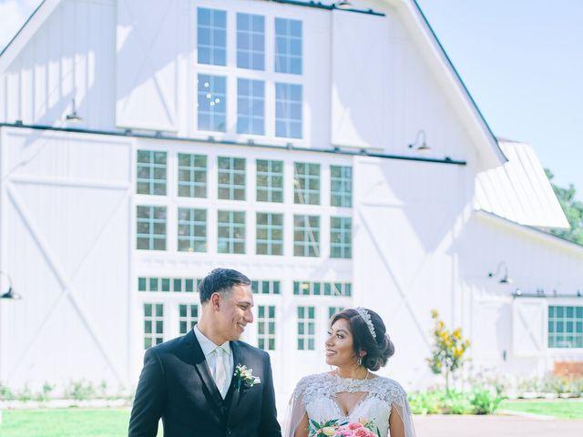 Alejandro and Crystal's Wedding in Wallisville, Texas 59