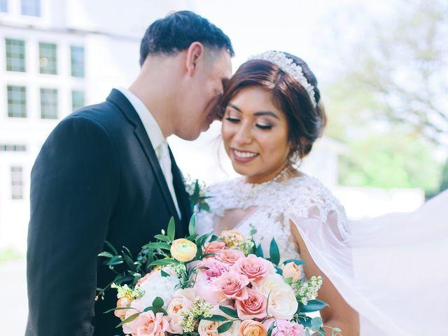 Alejandro and Crystal's Wedding in Wallisville, Texas 61