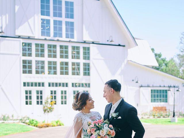 Alejandro and Crystal's Wedding in Wallisville, Texas 63