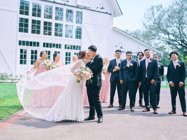 Alejandro and Crystal's Wedding in Wallisville, Texas 64